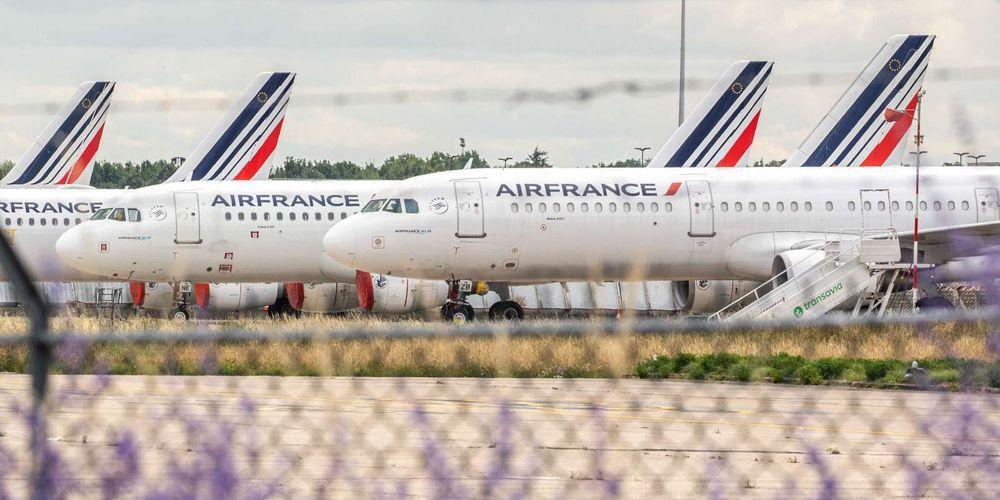 Air France va supprimer des emplois