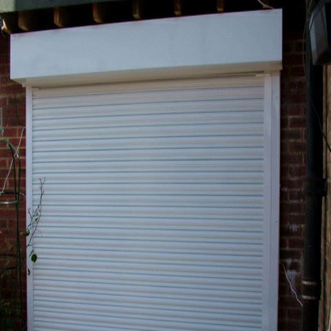 Security Roller Shutters London
